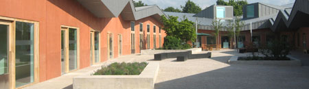 Ruthin Craft Centre, Denbighshire