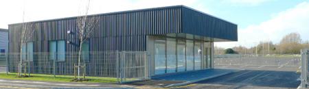 Driving Standards Agency, Test Centre, Swindon